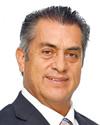 Ing. Jaime Heliodoro Rodríguez Calderón. Nuevo León.