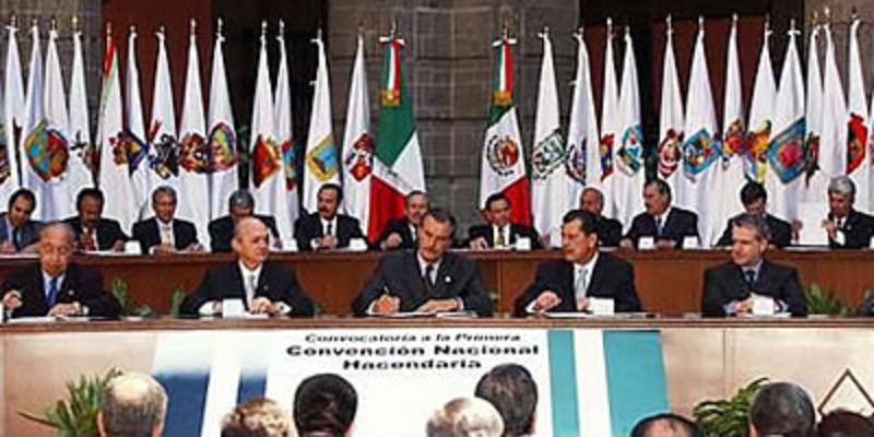 Primera Convención Nacional Hacendaria