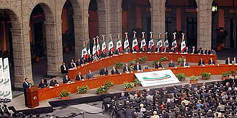 Declaratoria a la Nación y Acuerdos de la Primera Convención Nacional Hacendaria