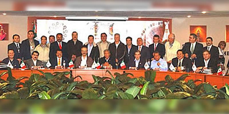 I Reunión Extraordinaria de la Conferencia Nacional de Gobernadores