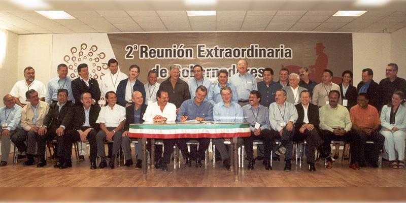 II Reunión Extraordinaria de la Conferencia Nacional de Gobernadores