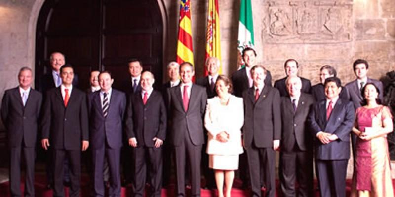 Encuentro Regional México - España 2005