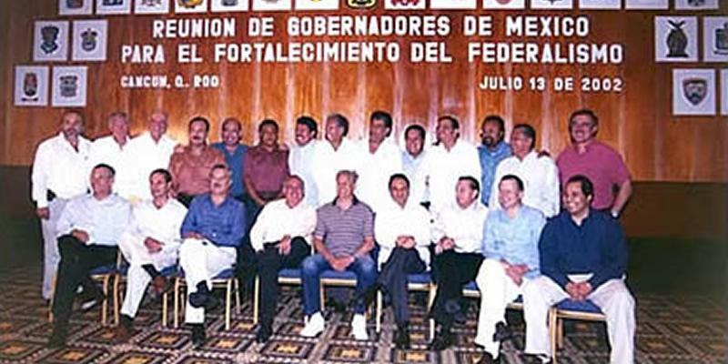 Reunión Constitutiva de la Conferencia Nacional de Gobernadores