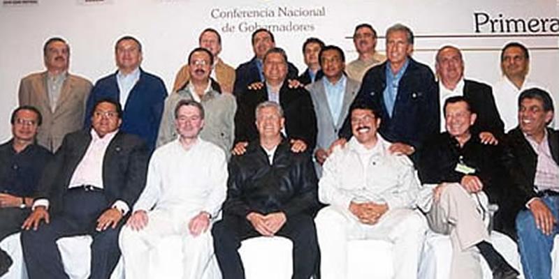 I Reunión Ordinaria de la Conferencia Nacional de Gobernadores