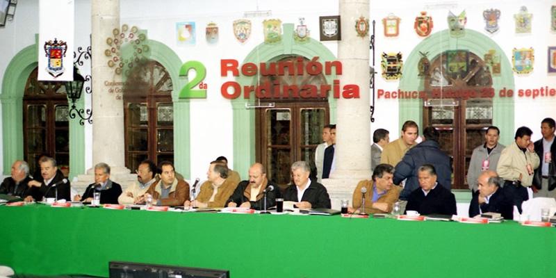 II Reunión Ordinaria de la Conferencia Nacional de Gobernadores