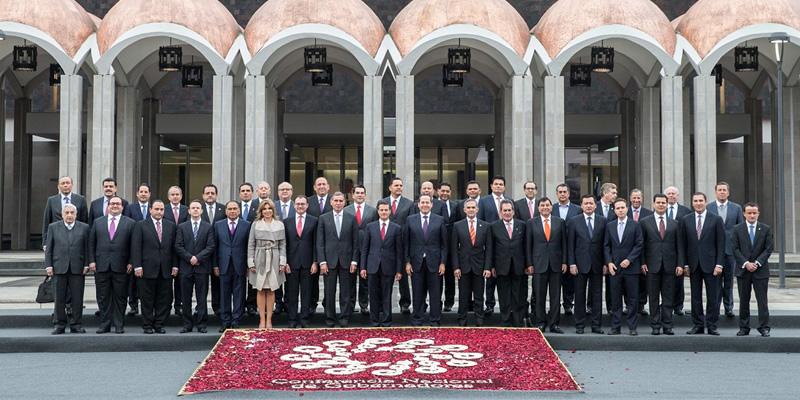 L Reunión Ordinaria de la Conferencia Nacional de Gobernadores