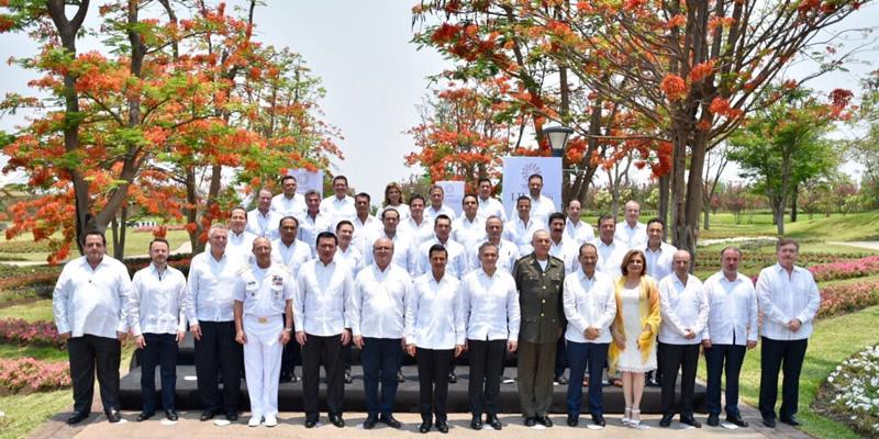 LII Reunión Ordinaria de la Conferencia Nacional de Gobernadores