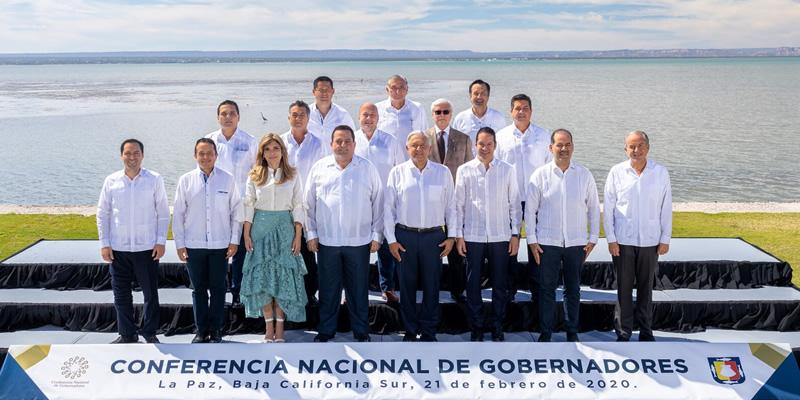 LVII y LVIII Reunión Ordinaria de la Conferencia Nacional de Gobernadores