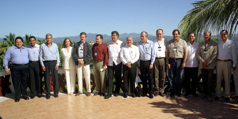 V Reunión Ordinaria de la Conferencia Nacional de Gobernadores