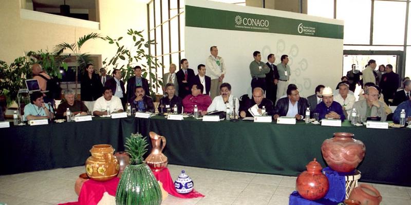 VI Reunión Ordinaria de la Conferencia Nacional de Gobernadores