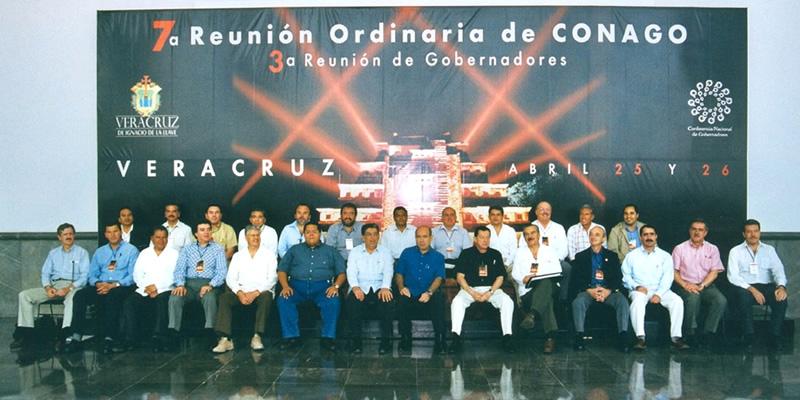 VII Reunión Ordinaria de la Conferencia Nacional de Gobernadores