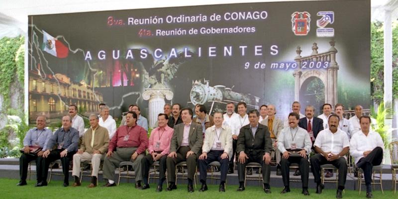 VIII Reunión Ordinaria de la Conferencia Nacional de Gobernadores