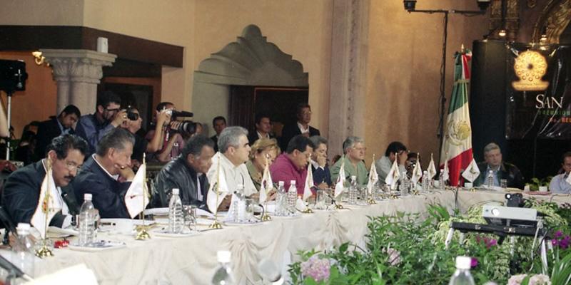 X Reunión Ordinaria de la Conferencia Nacional de Gobernadores