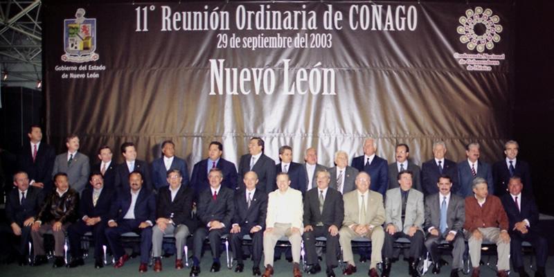 XI Reunión Ordinaria de la Conferencia Nacional de Gobernadores