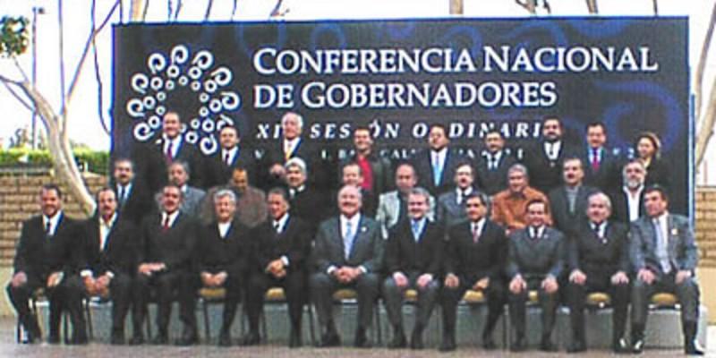 XIV Reunión Ordinaria de la Conferencia Nacional de Gobernadores