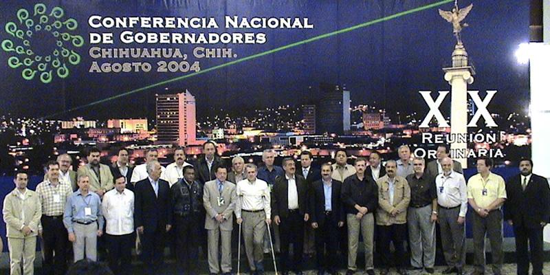 XIX Reunión Ordinaria de la Conferencia Nacional de Gobernadores
