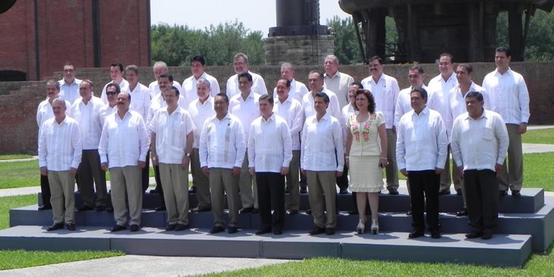 XLI Reunión Ordinaria de la Conferencia Nacional de Gobernadores