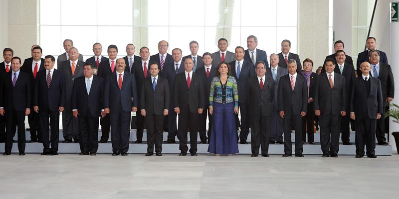 XLIII Reunión Ordinaria de la Conferencia Nacional de Gobernadores