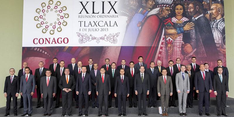 XLIX Reunión Ordinaria de la Conferencia Nacional de Gobernadores
