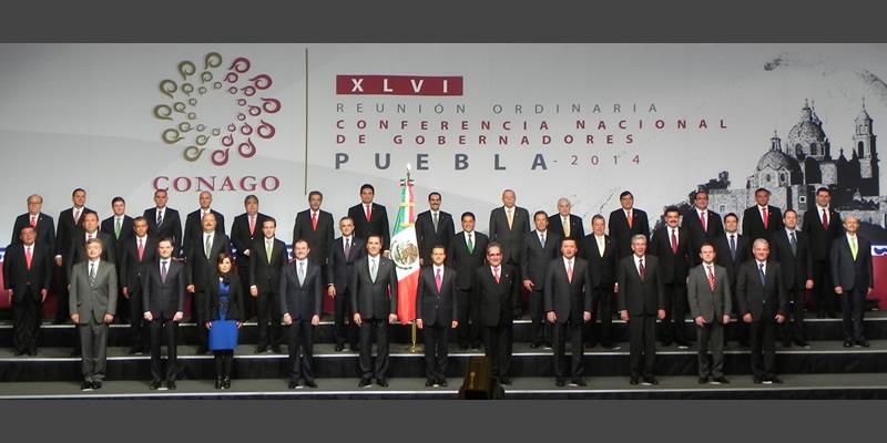 XLVI Reunión Ordinaria de la Conferencia Nacional de Gobernadores