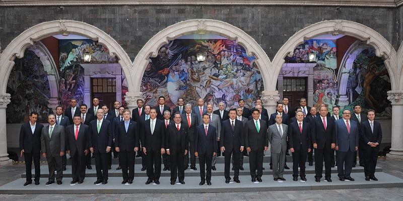 XLVII Reunión Ordinaria de la Conferencia Nacional de Gobernadores