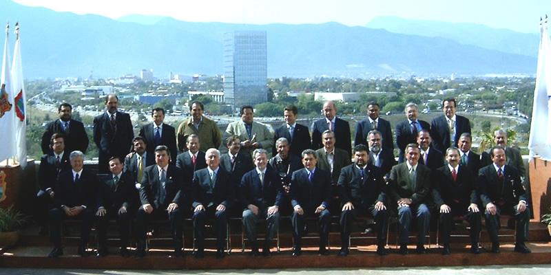 XV Reunión Ordinaria de la Conferencia Nacional de Gobernadores