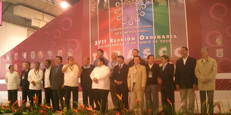 XVII Reunión Ordinaria de la Conferencia Nacional de Gobernadores
