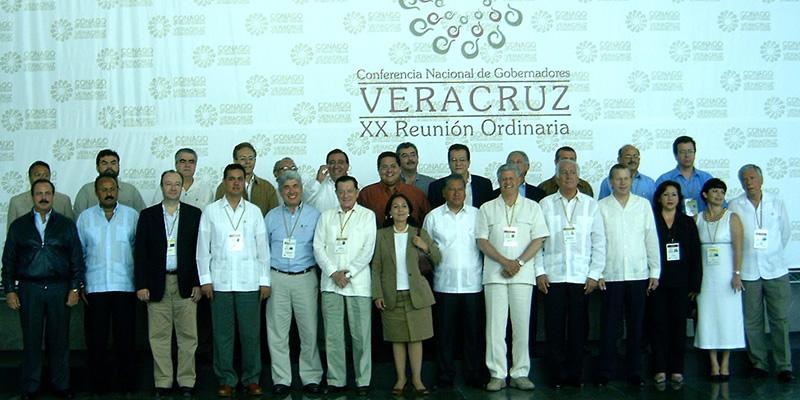 XX Reunión Ordinaria de la Conferencia Nacional de Gobernadores