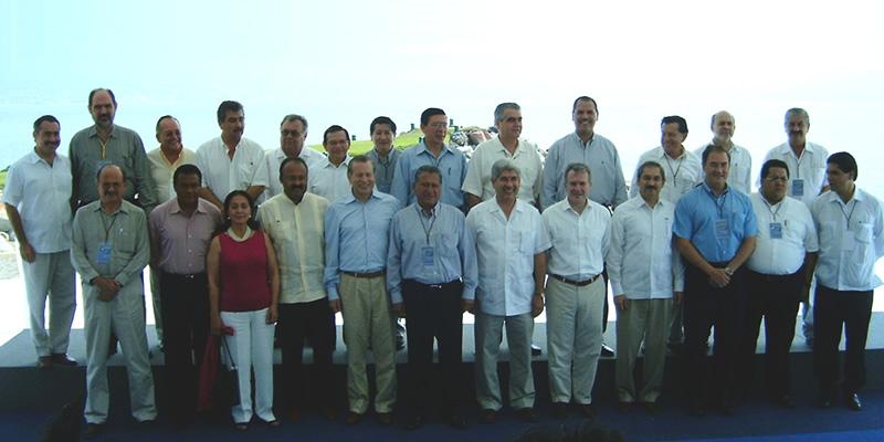 XXI Reunión Ordinaria de la Conferencia Nacional de Gobernadores