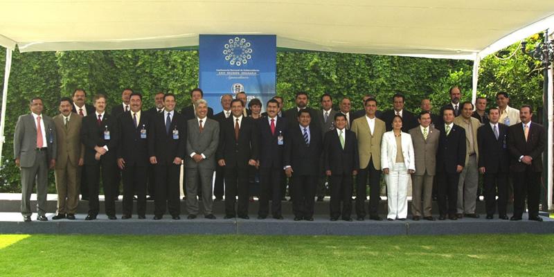 XXIV Reunión Ordinaria de la Conferencia Nacional de Gobernadores