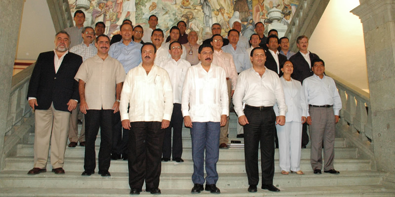 XXV Reunión Ordinaria de la Conferencia Nacional de Gobernadores