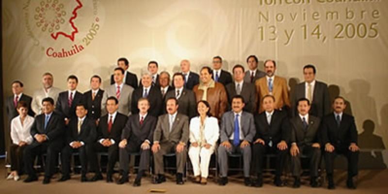 XXVI Reunión Ordinaria de la Conferencia Nacional de Gobernadores