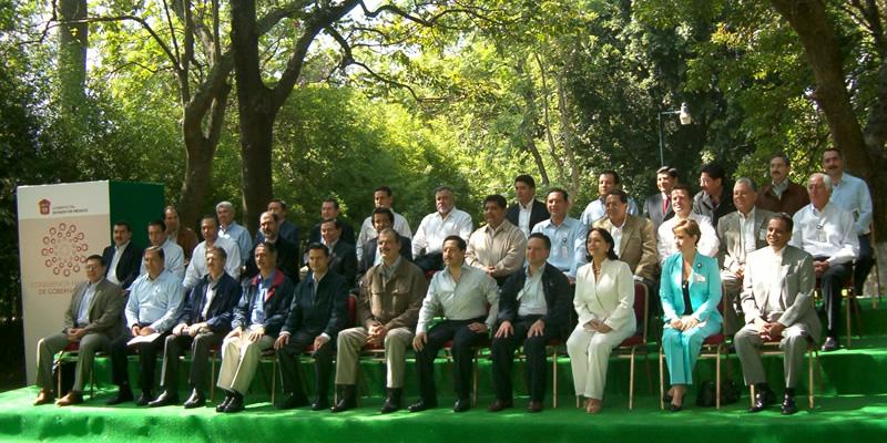 XXVIII Reunión Ordinaria de la Conferencia Nacional de Gobernadores