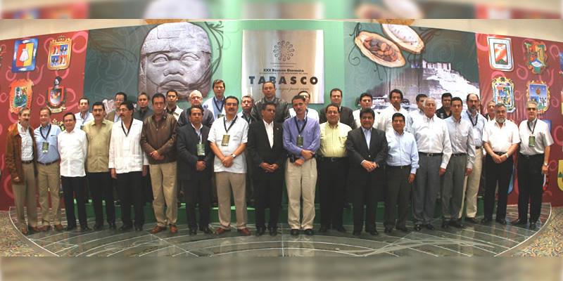 XXX Reunión Ordinaria de la Conferencia Nacional de Gobernadores