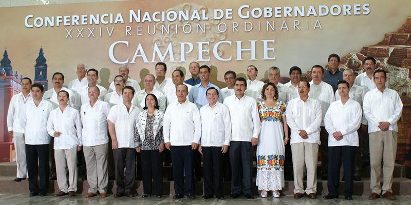 XXXIV Reunión Ordinaria de la Conferencia Nacional de Gobernadores