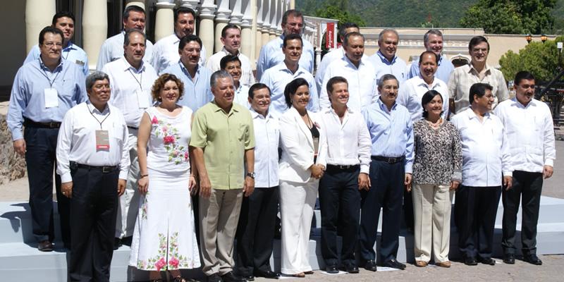 XXXV Reunión Ordinaria de la Conferencia Nacional de Gobernadores