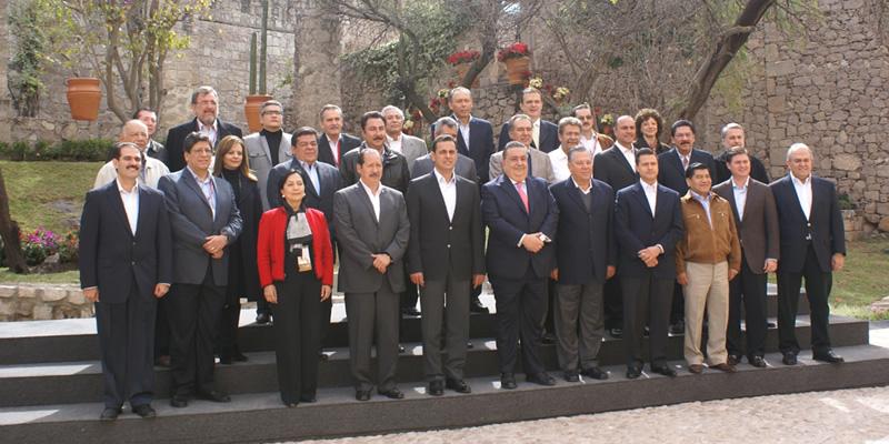 XXXVII Reunión Ordinaria de la Conferencia Nacional de Gobernadores