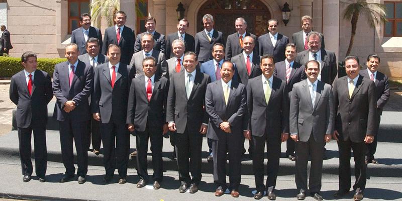 XXXVIII Reunión Ordinaria de la Conferencia Nacional de Gobernadores